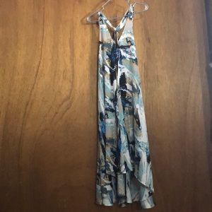 NWOT Romeo & Juliet Couture Maxi Halter Dress